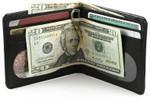 Money Clip Wallet Black
