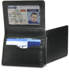 Mens Wallet with Money Clip and Flip ID-1589357342