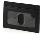 Credit Card Holder with ID Black