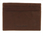 Credit Card Holder with ID Back Toffee