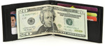 Money Clip Wallet Filled