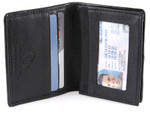Gusset Credit Card Case and ID