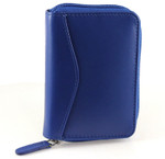 Accordion Credit Card Holder Royal