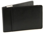 Metro Leather Wallet with Money Clip