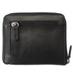 Zip Around Wallet Back Zipper Wallet