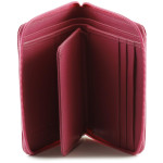RFID Zipper Wallets - Pink
