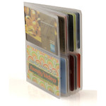 Buxton Wallet Insert 6 Pages