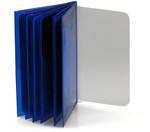 Wallet Insert Tab - Blue