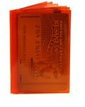 Wallet Insert - Orange