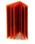 Wallet Insert Orange Pages