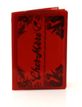 Wallet Insert Front - Red