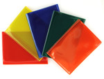Colorful Bifold Wallet Insert 6 Page