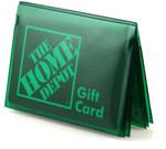 Green Bifold Wallet Insert