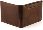 Bifold Wallet Outer Toffee