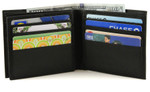 Bifold Wallet Wing Credit Cards
