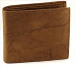 Bifold Wallet Center Wing Tan