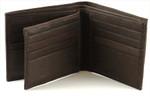 Bifold Wallet Wing Brown