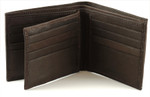 Bifold Wallet Wing Brown