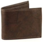 Buxton Convertible Billfold Brown