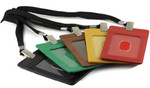 ID & Credit Card Lanyard Holder - All Colors