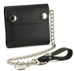 Hardy Bifold Wallet with Chain