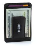 Big Skinny Magnetic Money Clip Card Holder
