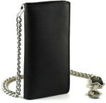 "Hardy 7"" Wallet with Chain"