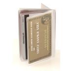 plastic wallet insert