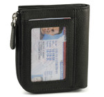 Osgoode Marley RFID Billfold With Zip Pocket  Back