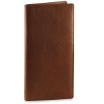 RFID Pocket Secretary Wallet - Brandy