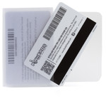 Trifold 4 Page Credit Card Size Wallet Insert