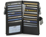 Large Capacity Wallet - Open