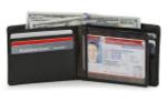 Billfold thumbslide ID - Black