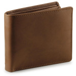 Leather Billfolds - Toffee