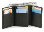 Trfiold Wallet - Black