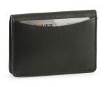 Credit Card Holder Case Back Pocket Black