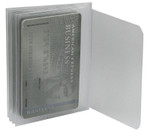Trifold 12 Page Multipurpose Wallet Inserts