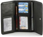 Osgoode Marley RFID Womens Checkbook Wallet