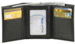 Osgoode Marley RFID Double ID Mens Trifold Wallet