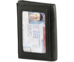 Men's Trifold Wallet Outer ID Window