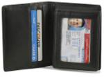 Osgoode Marley RFID Flipfold Wallet Open