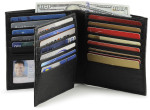 RFID Extra Page Hipster Wallet