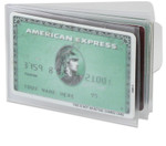 Bifold 4 Page Passcase Wallet Inserts