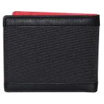 Men's Leather Bifold Wallet Back