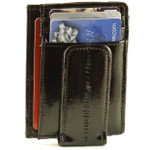 Magnetic Money Clip - Brown