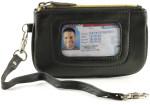 RFID Blocking Zip ID Pouch