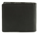 RFID Back of Wallet with Money Clip and Coin Pockets