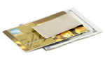 Slim Money Clip Double Sided