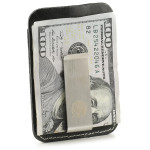 Elephant Money Clip with Compact Card Holder