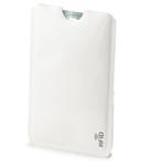 RFID Credit Card Sleeve - White